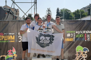 "Команда ""Сім23"" на Ternopil Half Marathon 2019"