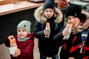 Перший зручний маркет Сім23 у Костополі