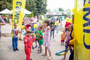 Перший Сім23 в Івано-Франківську